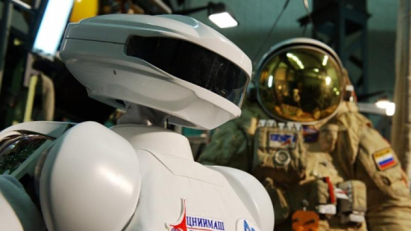 Российские боевые и гражданские роботы(31 фото)