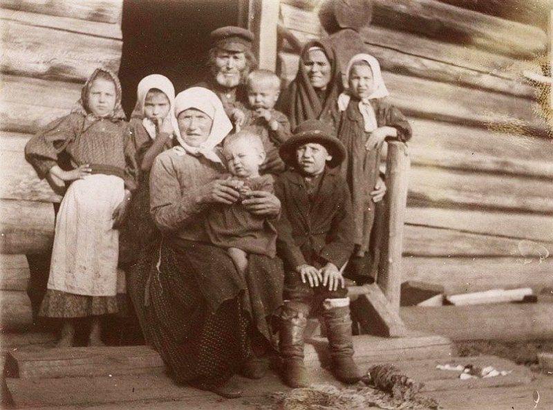 Быт Енисейской губернии конца XIX − начала XX века российская империя, крестьяне