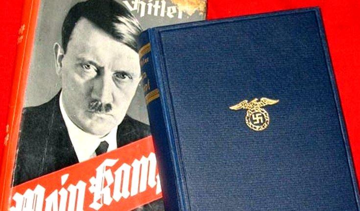 Украинец захотел познакомить россиян с идеями Гитлера и попался