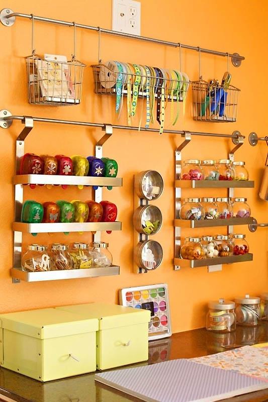 Идеи хранения вещей и организации пространства дома. 41978