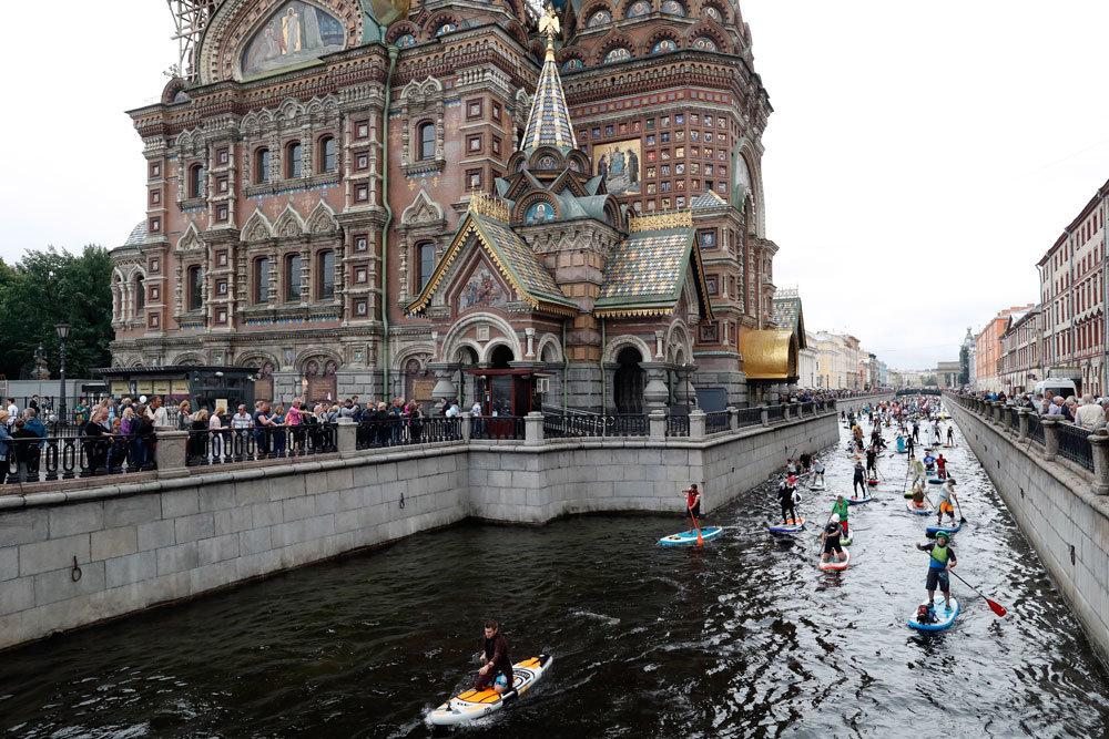 Готов ли Санкт-Петербург к проведению летних Олимпийских игр