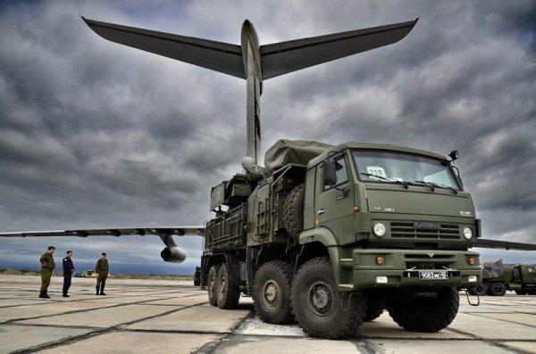 Военная гордость РФ ЗРПК «Панцирь-С1» показал себя в деле