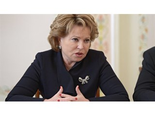 Почему Валентина Матвиенко отчитала министра Топилина