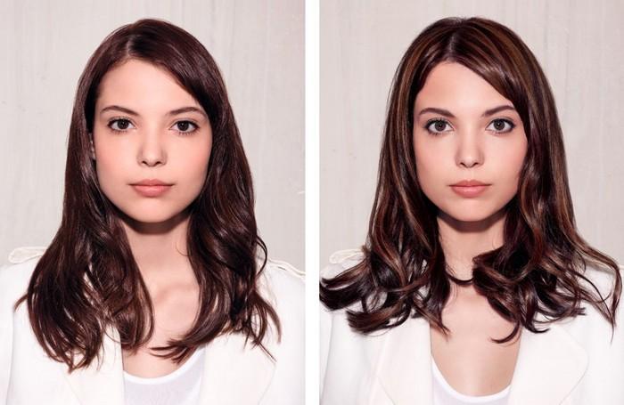 «Похудеть» в лице можно и без диет и макияжа.