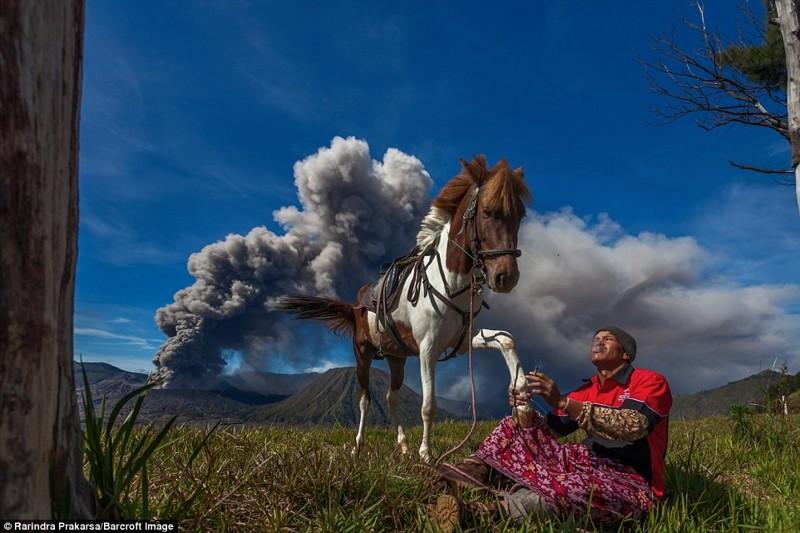 Как на вулкане: об индонезийском народе, который живет у подножия Бромо