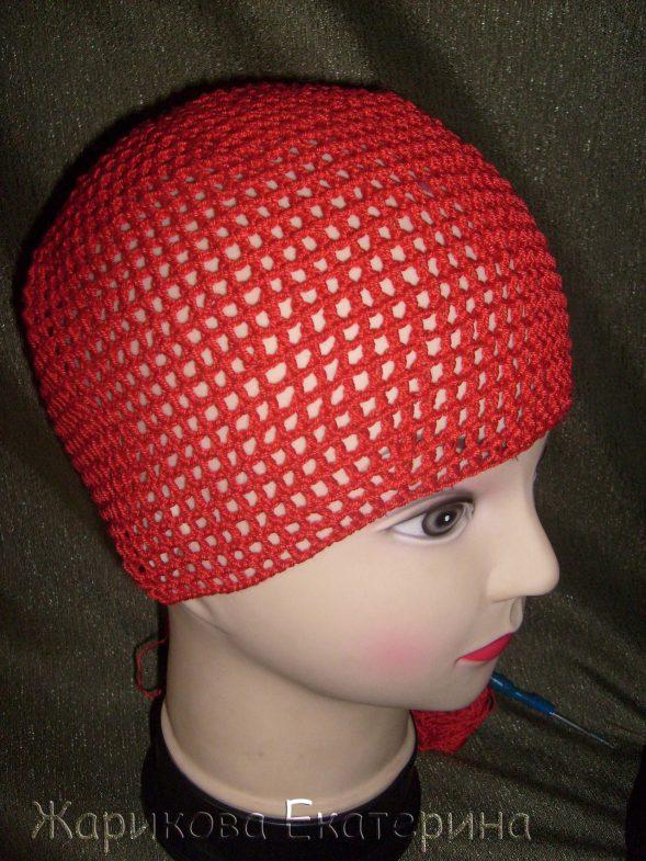 Как сделать шапочку из обрезков меха