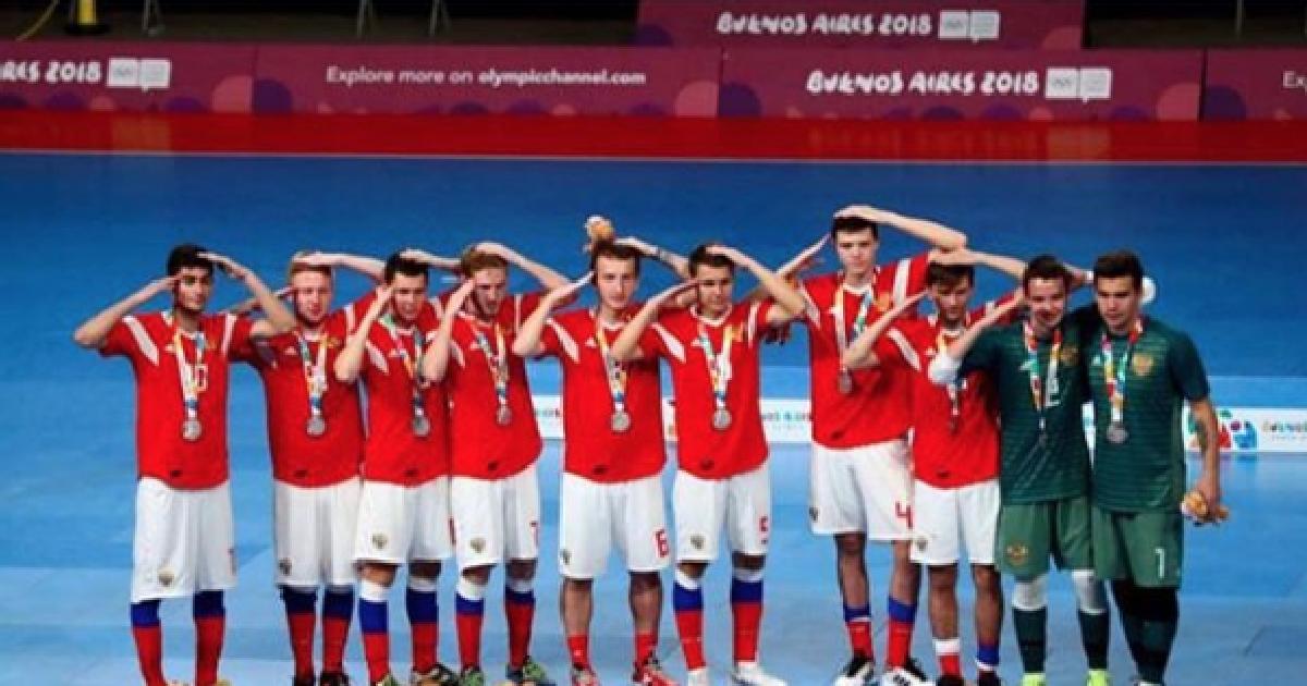 Последние новости юношеских Олимпийских Игр 2018, Медальный зачет России