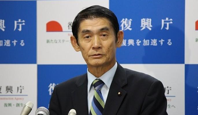 Японский министр лишился работы из-за оскорбления