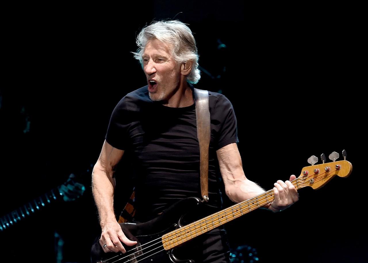 """Участник """"Pink Floyd"""" Роджер…"""