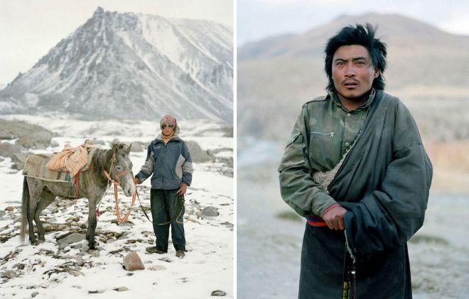 tibetskaya gora Kaylas 6