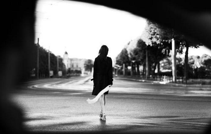 «Та женщина, которая ушла...…