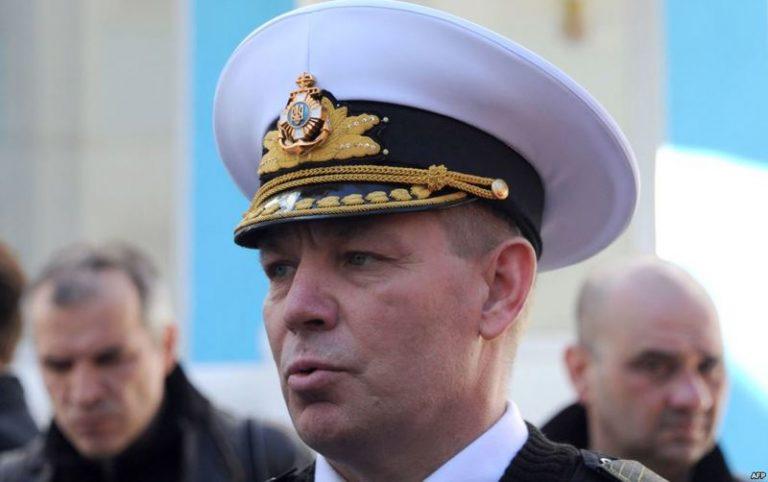 Украинской «морской державе» — конец