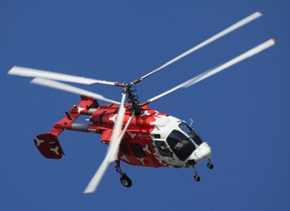 Вертолет Ка-226Т превратят в робот-беспилотник