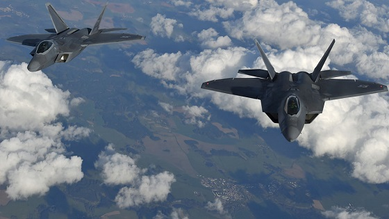 Последние новости: коалиция США передислоцирует свои самолёты в Сирии