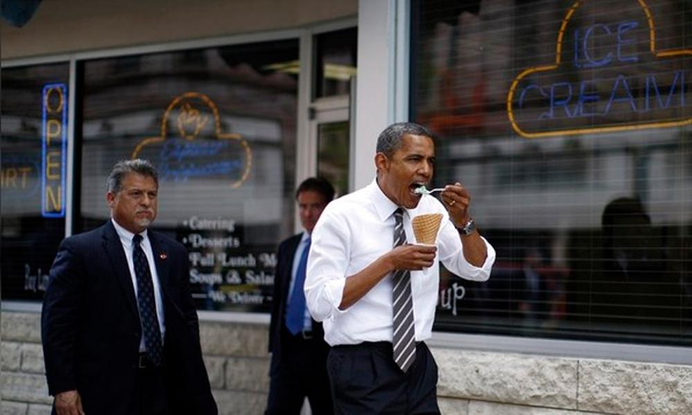 Шоколадный «Обамка» возмутил американцев