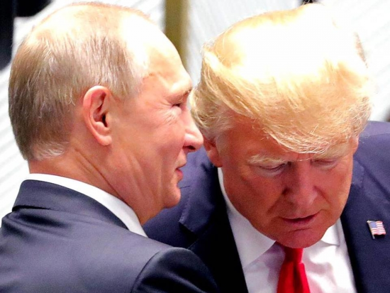 Правительству Германии понравились результаты встречи Путина и Трампа