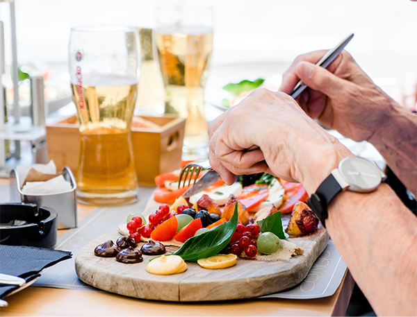 Самым важным элементом окинавской диеты является умеренность.
