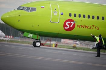 Дебош на борту самолета Новосибирск - Москва устроил топ-менеджер крупной энергокомпании