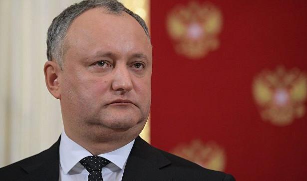 Опрос: Додон признан самым популярным политиком Молдавии