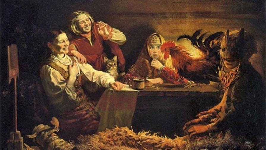 «Раньше суеверий появились магические ритуалы и гадания» Историк Елена Смилянская о гадании, знахарях и кликушестве на Руси