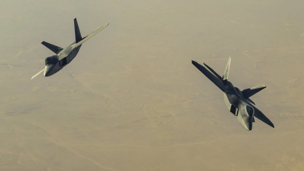 Коалиция США нанесла удары по мирным жителям в Сирии