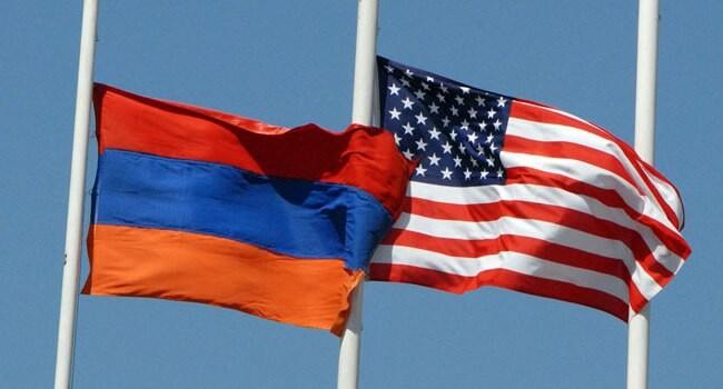 """Американские министры """"братской"""" Армении."""