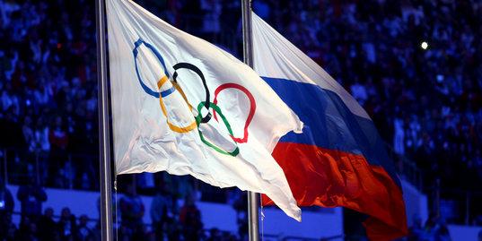 Переговоры: России позволят пройти на закрытии Олимпиады под своим флагом