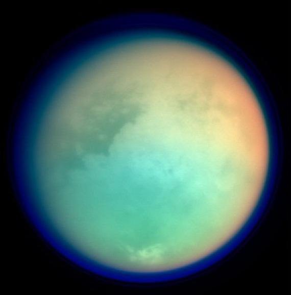 Углеводородный туман Титана хранит рецепт жизни?