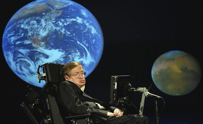 Стивен Хокинг предсказал Земле «безумную жару»