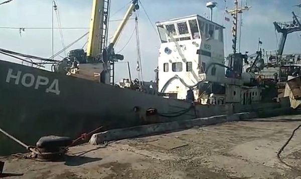 ВКиеве заявили, что экипаж «Норда» может вернуться домой