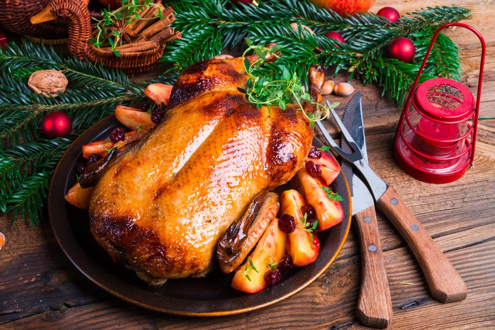 СКОРО НОВЫЙ ГОД! Подборка горячих блюд из домашней птицы и кролика