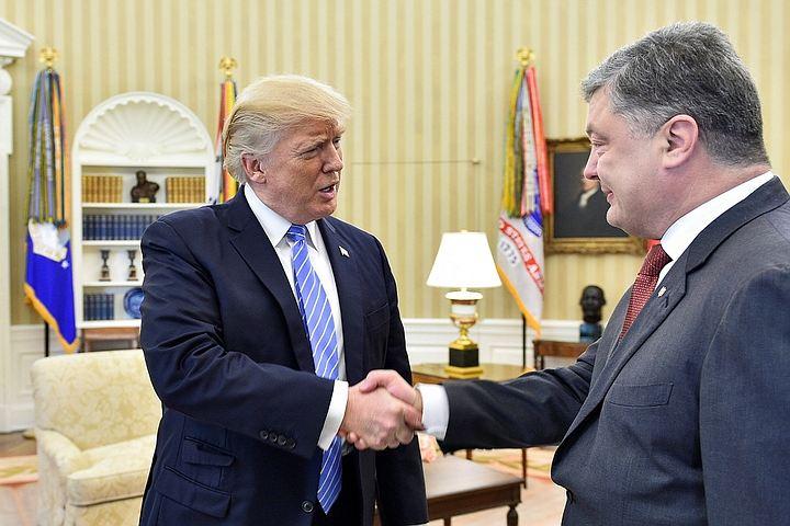Климкин сообщил темы встречи Трампа и Порошенко