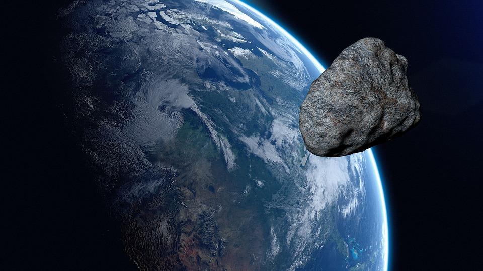 Заявление главы НАСА: Земля будет поражена гигантским метеоритом