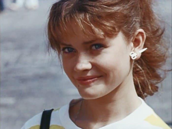 Анна Назарьева в фильме *Приморский бульвар*, 1988 | Фото: kino-teatr.ru