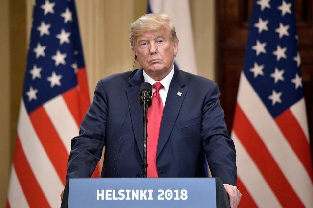 Трамп считает, что его встреча с Путиным прошла лучше саммита НАТО