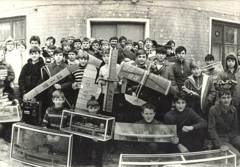 Детские кружки в СССР СССР, детство, кружки