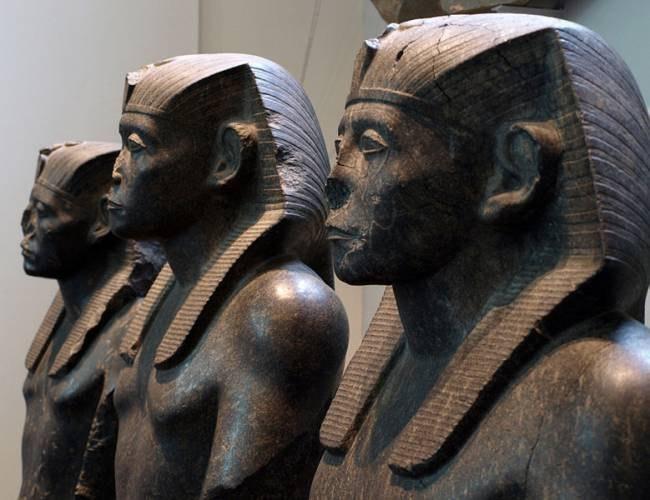 Высокие технологии Древнего Египта