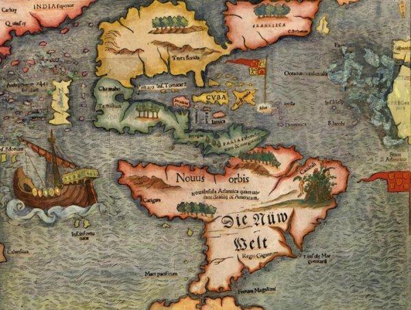 Кто «открывал» Америку до Колумба?