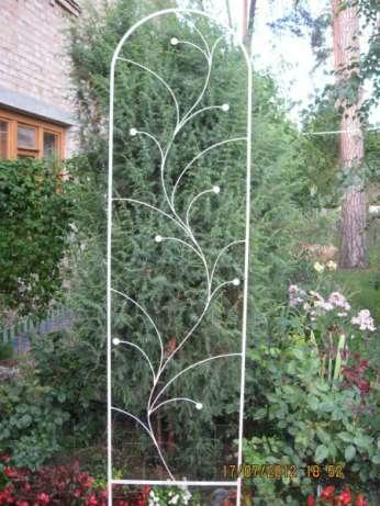 Опоры для вьющихся растений