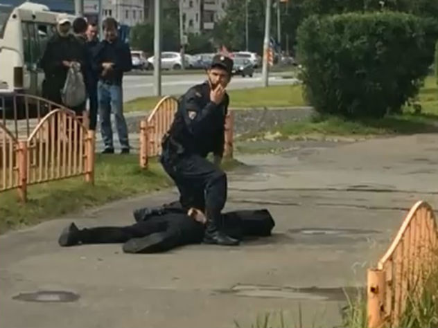 Ответственность за резню в Сургуте взяли террористы ИГ
