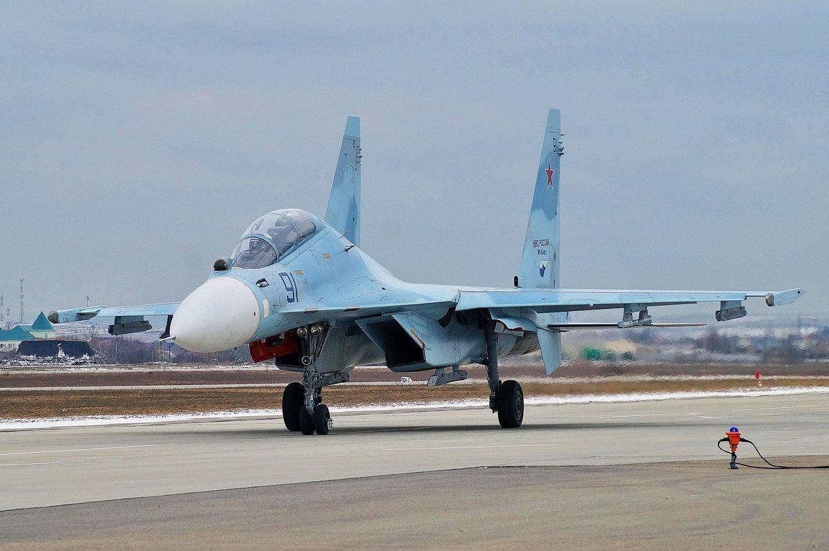 Российскую авиабазу на аэродроме Эребуни в Армении оснастят Су-30СМ