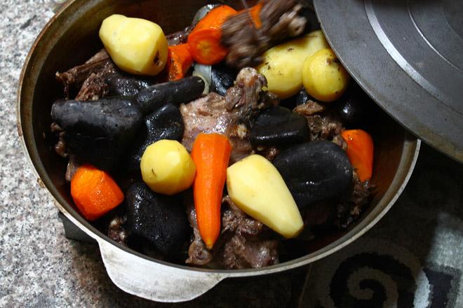 Любимое блюдо Чингисхана: уникальный пошаговый рецепт