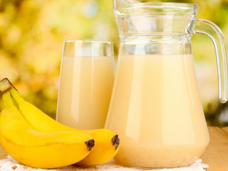 Лучшее средство от кашля «Банановый кисель»