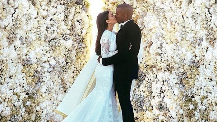 Kim Kardashian, Kanye West,