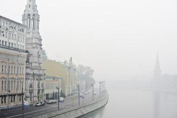 Новогодняя погода в столице отменяется