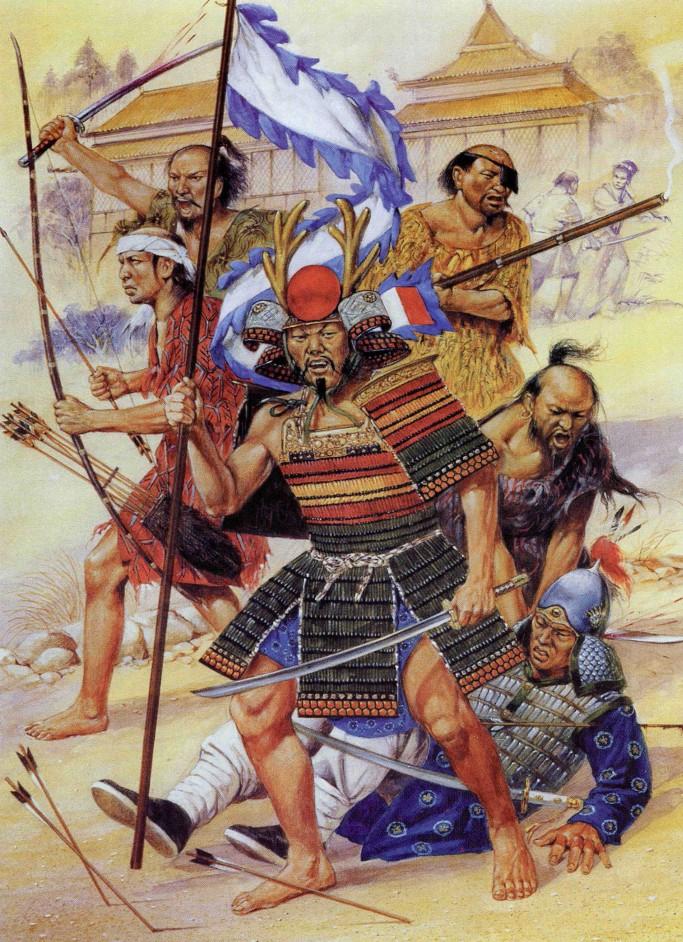 Вокоу: история японских пиратов