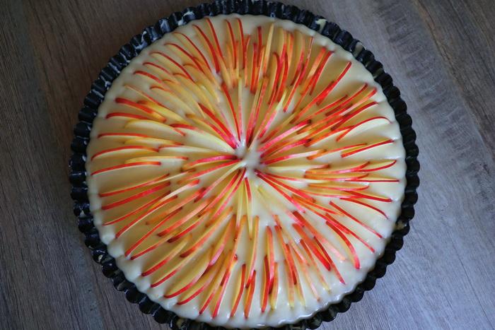 Изумительно вкусный яблочный пирог