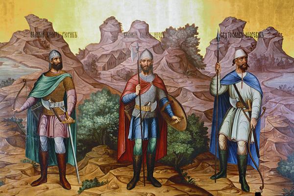 Кто был первым киевским княз…