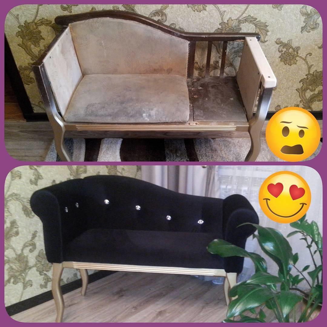 Переделка старой мебели своими руками: интересные фото и 28