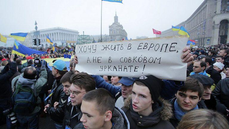 Украина победившего Евромайдана: Смертность в 2 раза выше рождаемости, отток населения